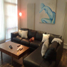 Malone Square Living Room , The ELMS